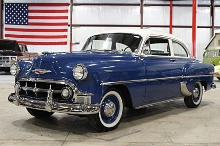 1953 Chevrolet 210 for sale 100814426