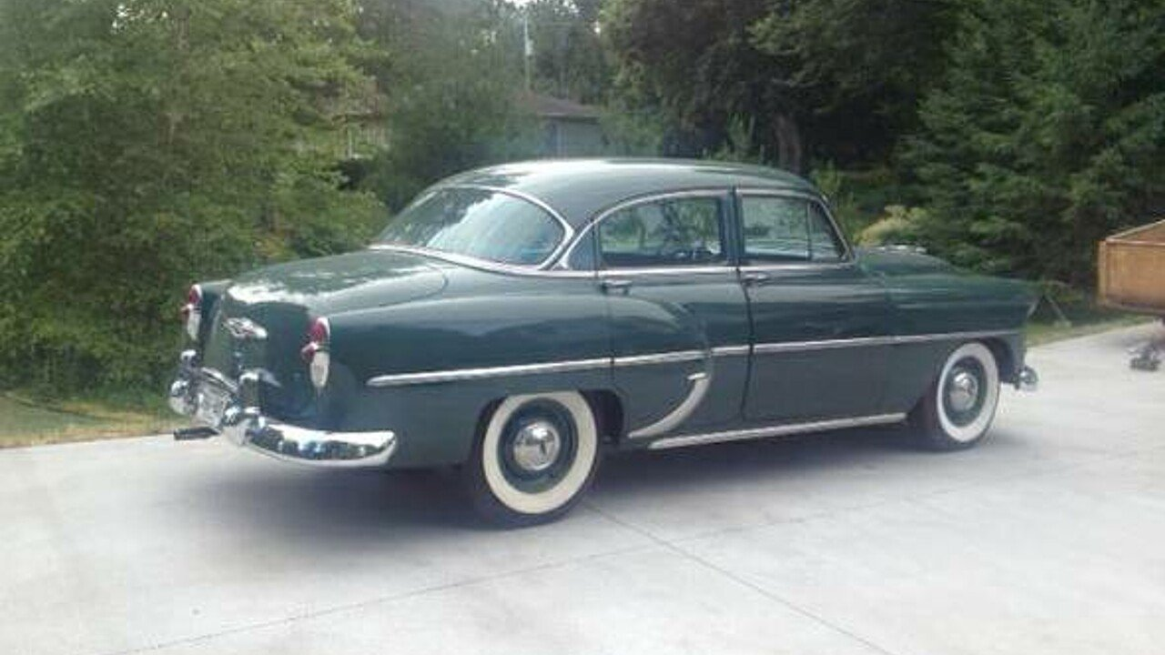 1953 Chevrolet 210 for sale 100791736