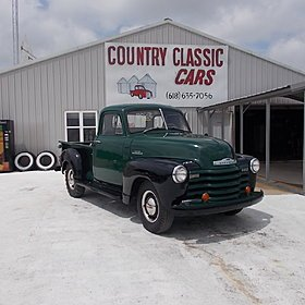 1953 Chevrolet 3100 for sale 100751936