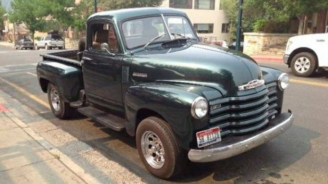 1953 Chevrolet 3100 for sale 100906678