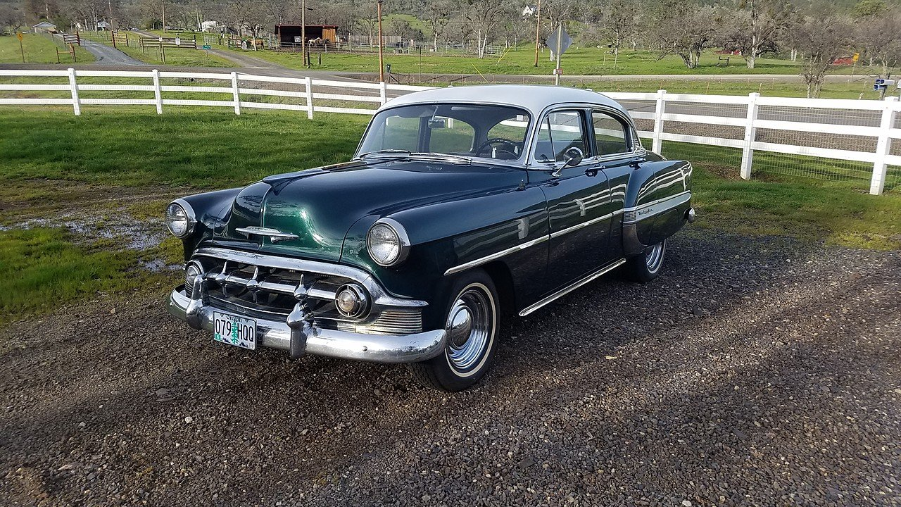 1953 Chevrolet Bel Air for sale 100860291