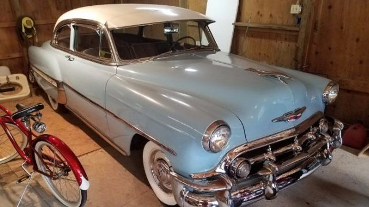 1953 Chevrolet Bel Air for sale 100905417