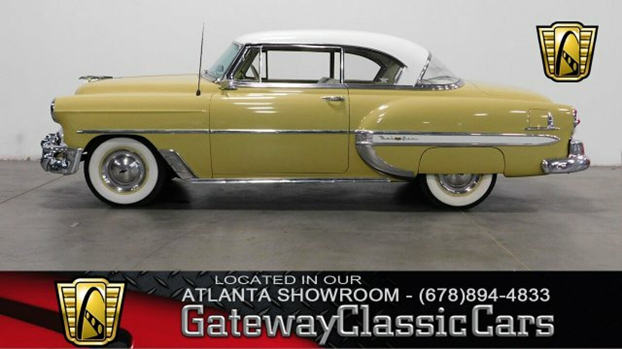 1953 Chevrolet Bel Air for sale 100965188