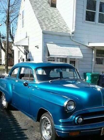 1953 Chevrolet Bel Air for sale 100891083