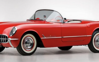 1953 Chevrolet Corvette Convertible for sale 100986144