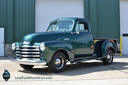 1953 Chevrolet Custom for sale 100924249