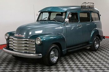 1953 Chevrolet Suburban for sale 100923484