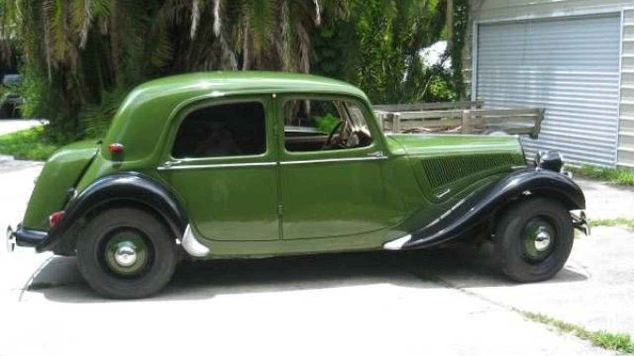 1953 Citroen Traction Avant for sale 100946451
