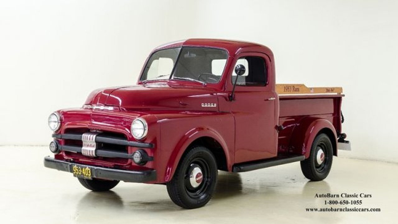 1953 Dodge B Series for sale 100873884