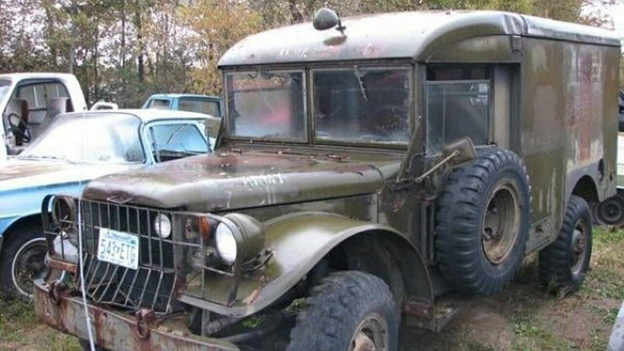 1953 Dodge M37 for sale 100823762