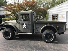 1953 Dodge M37 for sale 101045789
