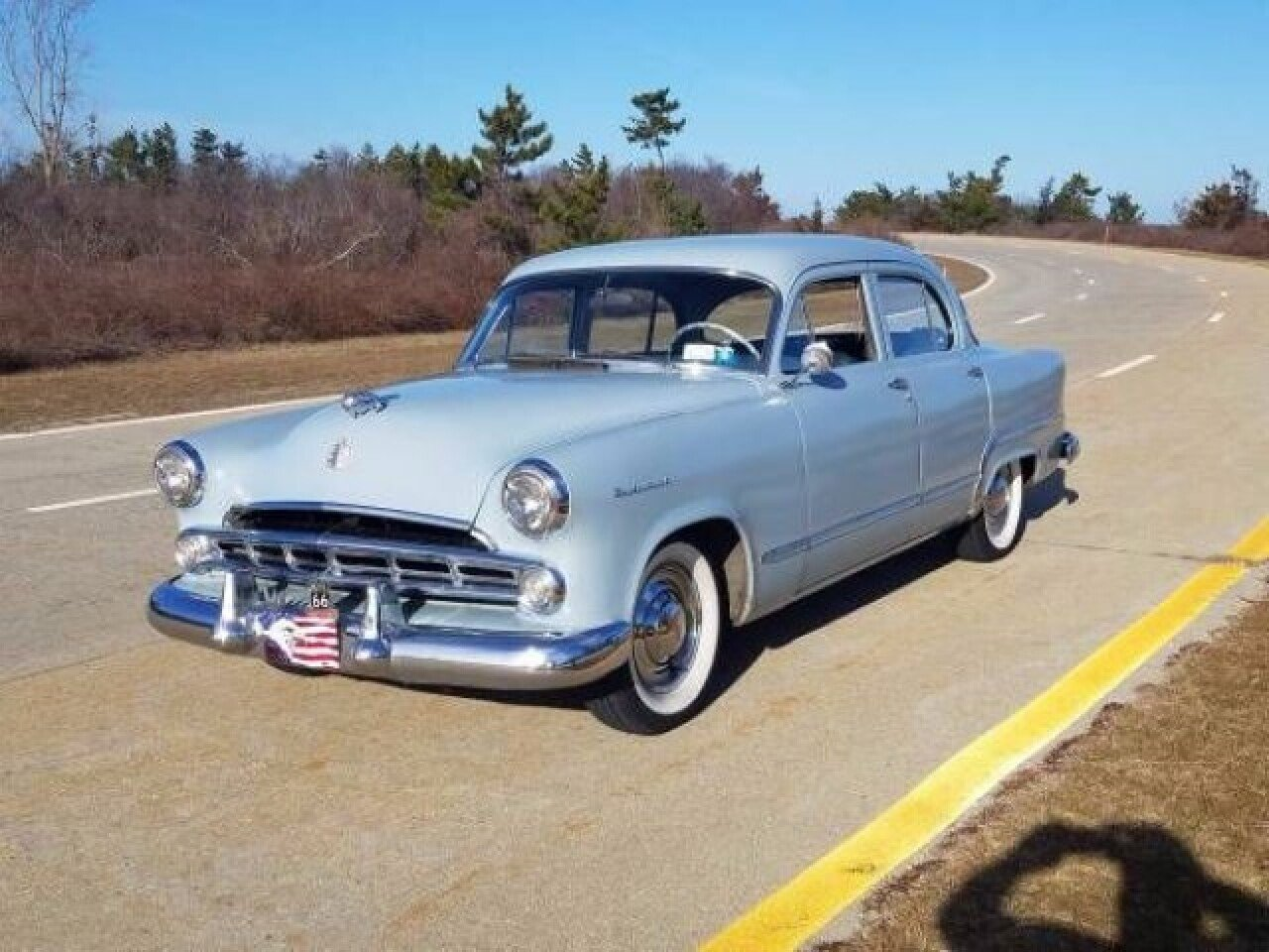 1953 Dodge Meadowbrook For Sale Near Cadillac Michigan