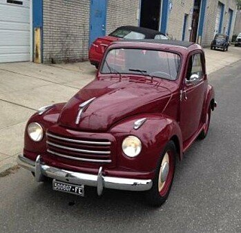 1953 FIAT Topolino 500 for sale 100900130