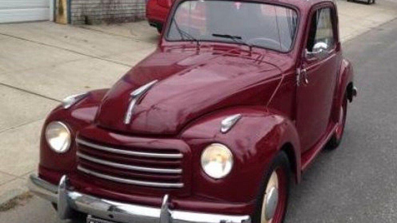 1953 FIAT Topolino 500 for sale near Cadillac, Michigan 49601 ...