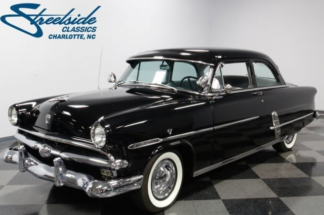 Ford F Crown Vic Chassis Lead as well Project F together with A Hd Ford Customline furthermore Ford Victoria Front Three Quarer together with Ford Mainline Ute Old Skool Before. on 1953 ford customline suspension