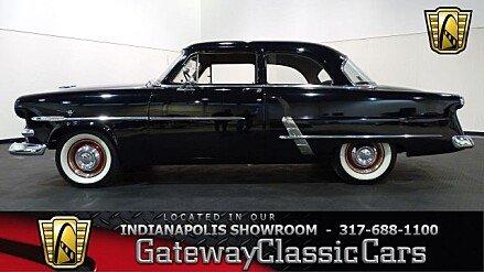 1953 Ford Customline Convertible