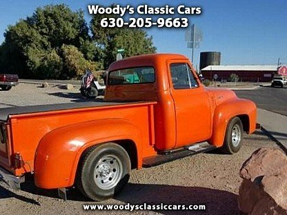 1953 Ford F100 for sale 100751040
