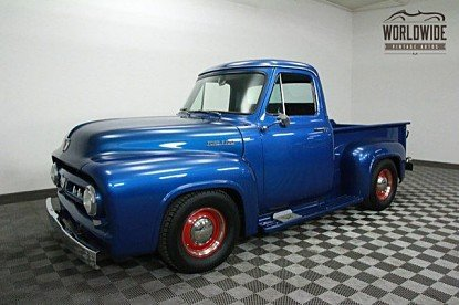 1953 Ford F100 for sale 100781087