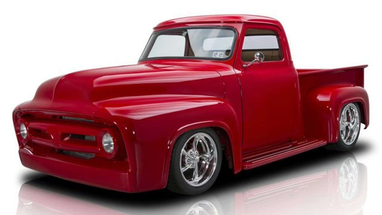 Ford F100 Classics For Sale On Autotrader 1955 Step Bed 1953 100888807