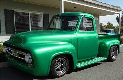 1953 Ford F100 for sale 100916251