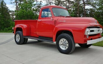 1953 Ford F100 2WD Regular Cab for sale 100989688