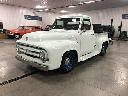 1953 Ford F100 for sale 101000049