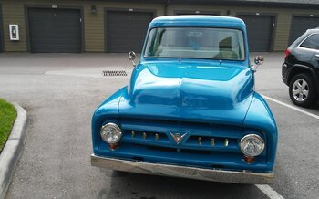 1953 Ford F100 2WD Regular Cab for sale 101003460