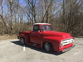 1953 Ford F100 2WD Regular Cab for sale 101049674