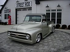 1953 Ford F100 for sale 100960180
