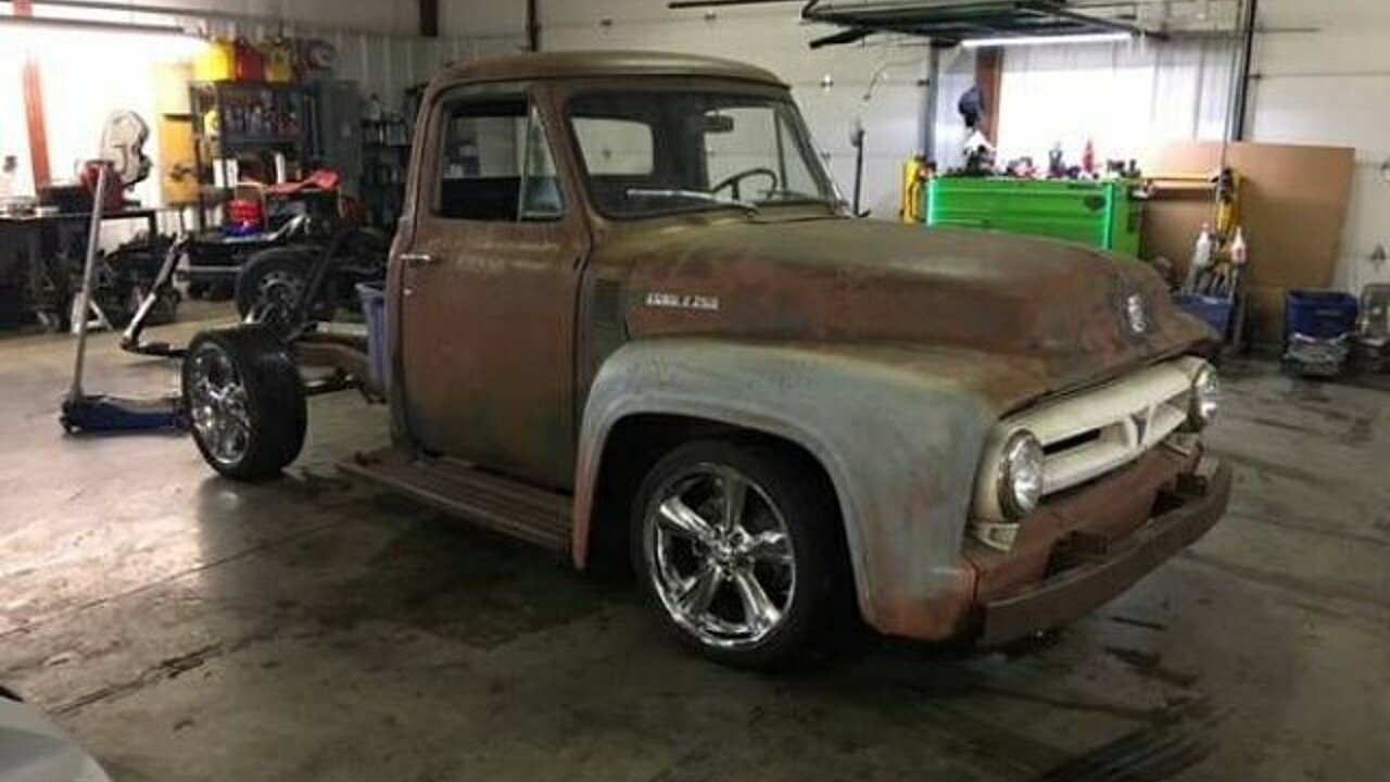 1953 Ford F250 for sale near Cadillac, Michigan 49601 - Classics on ...