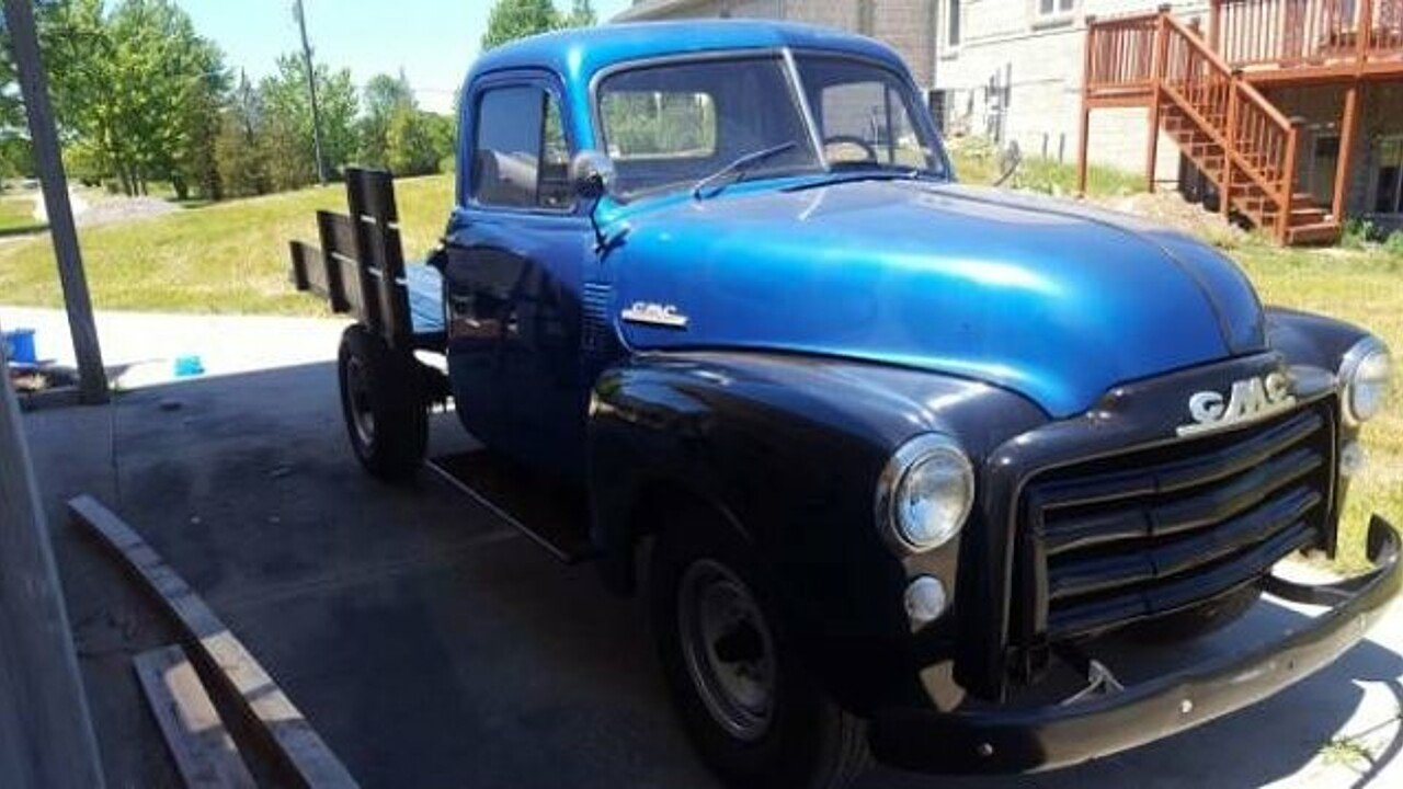 1953 GMC Pickup for sale 100900118
