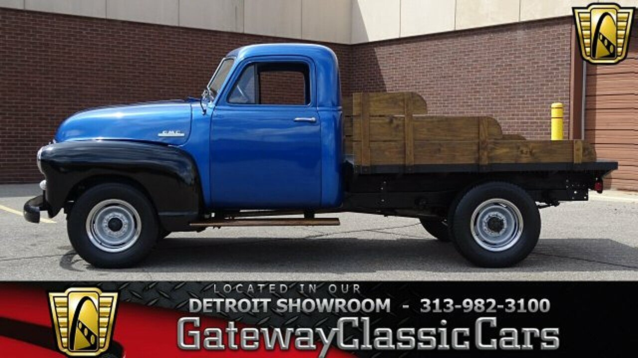 1953 GMC Pickup for sale 100948626