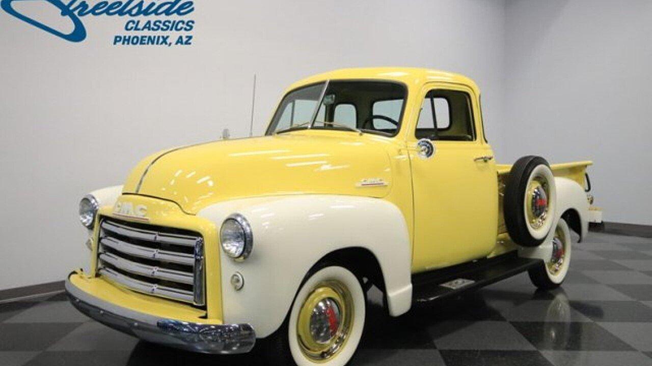 1953 GMC Pickup for sale near Meza, Arizona 85204 - Classics on ...