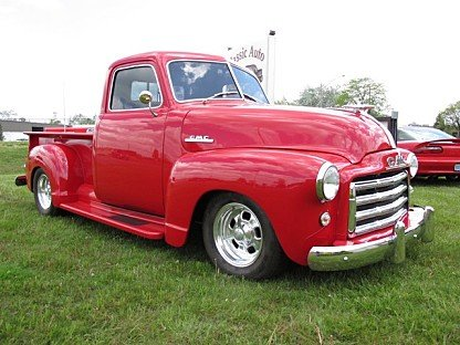 1953 GMC Pickup for sale 100882753