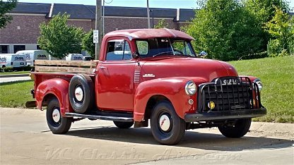 1953 GMC Pickup for sale 100886151