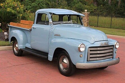 1953 GMC Pickup for sale 100931958