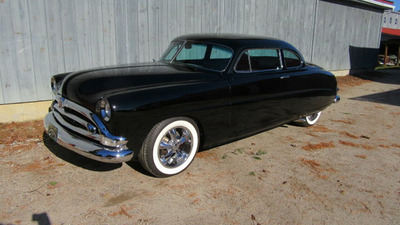 Police Car Auctions Near Me >> 1953 Hudson Hornet for sale near Freeport, Maine 04032 ...
