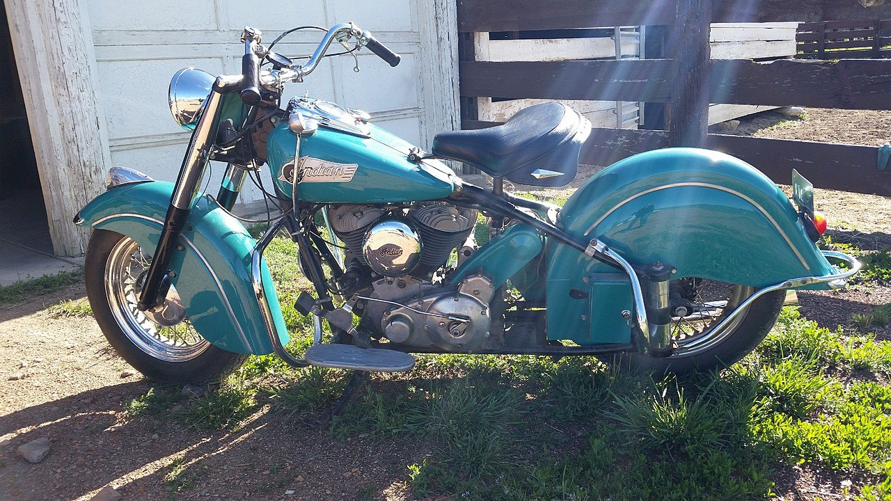 1953 Indian Chief Roadmaster for sale 200597416