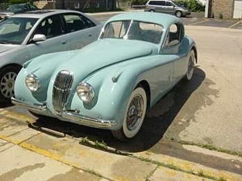 1953 Jaguar XK 120 for sale 100838386