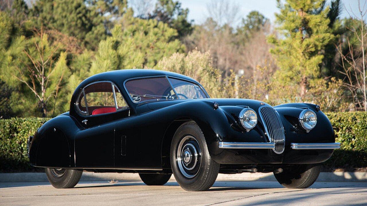 1953 Jaguar XK 120 for sale near Durham, North Carolina 27703 ...