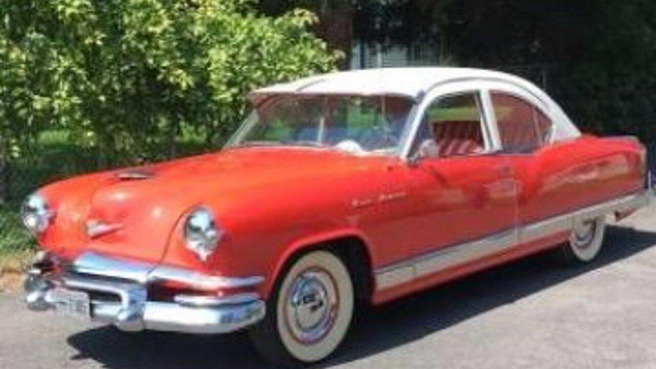 1953 Kaiser Manhattan for sale near Cadillac, Michigan 49601 ...