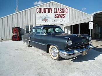 1953 Lincoln Capri for sale 100748518