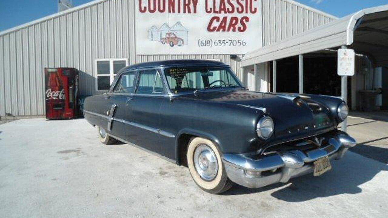 1953 Lincoln Capri for sale near Staunton, Illinois 62088 - Classics ...