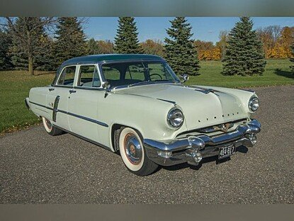 1953 Lincoln Capri for sale 100909357