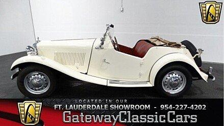 1953 MG MG-TD for sale 100741002