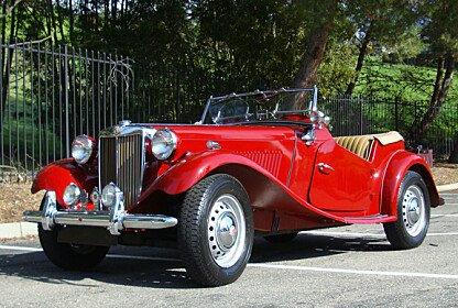 1953 MG MG-TD for sale 100743740