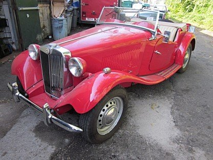 1953 MG MG-TD for sale 100765091