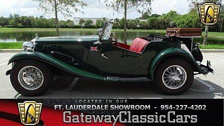 1953 MG MG-TD for sale 100788200