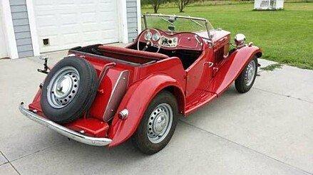 1953 MG MG-TD for sale 100823990