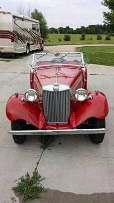 1953 MG MG-TD for sale 100835239